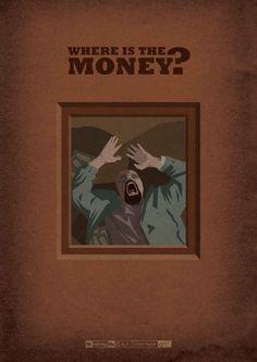 Breaking Bad / S04E11 / Crawl Space Buy on Society6 / Redbubble