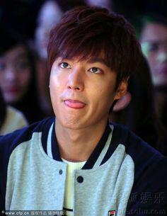 Lee Min Ho ♥ Anna Sui Fila Launch (Xiamen,China 02.14.14)