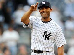 Mariano Rivera says goodbye to Yankee Stadium. Thanks MO! (Click to view video)