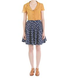 Bonnie Skirt - PRINCESS HIGHWAY - Dangerfield Skirt Fashion, Fashion Dresses, Spring Summer Fashion, Autumn Fashion, Pretty Outfits, Cute Outfits, Princess Highway, Skater Skirt, Style Inspiration