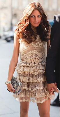 olivia palermo...I'm really just crushing on her enviable closet!