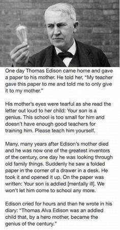 Funny Memes – [One Day Thomas Edison Came Home] John Johnson, Faith In Humanity Restored, Wtf Fun Facts, Random Facts, Funny Facts, The More You Know, History Facts, Good People, Life Lessons