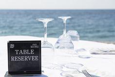 Restaurant de la plage Beau Rivage à Nice