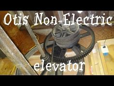 Vertical Walking - Manually powered Elevator uses 10% as much Energy as climbing Stairs - YouTube