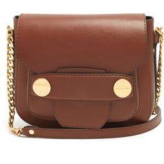 679bfcb95368 Stella McCartney Stella Popper faux-leather cross-body bag (24 015 UAH)