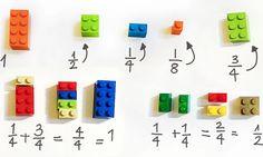 A matemática deixaria de ser um trauma para muitos se tivéssemos uma professora como Alycia Zimmerman. A estadunidense inovou seu método de educação ao aplicar o uso do imortal LEGO para ensinar seus alunos. Para Alycia, aprender frações é uma das etapas mais difíceis para as crianças. Por isso, ela desenvolveu uma técnica e aplicou-a p...