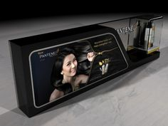 Glorifier & Other Cosmetic Display, Pop Display, Pos, Projects To Try, Polaroid Film, Cosmetics, Frame, Places, Design