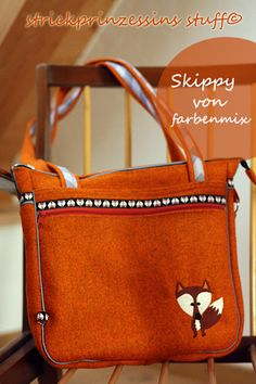 Strickprinzessin: Skippy