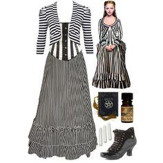 Crafty Lady Abby - COSTUME: Katrina Van Tassel