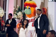 Chic Miami Wedding with a Touch of Haitian Culture : Jane + Jonathon