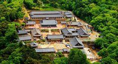 Haeinsa Temple, Korea/ Unesco Word Heritage List