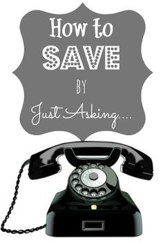 How to Save by Just Asking for Discount