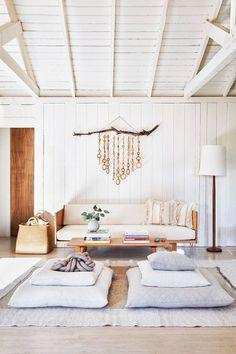 chic desert inspired home