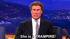 Will Ferrell weighing in on KStew's infidelity