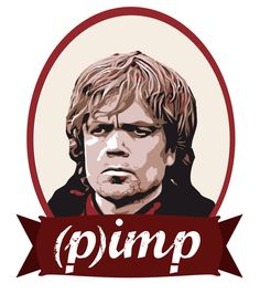 i really liked the second 'got' book because i thought tyrion really got a chance to shine. enjoying the story the second time around on the show. #impisthenewpimp
