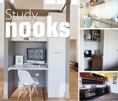 Study nooks