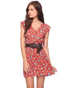 dresses+floral= love