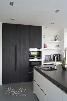 59 Ideas Modern Storage Cabinet Home Kitchen Furniture, Kitchen Interior, Kitchen Decor, Interior Modern, Studio Kitchen, New Kitchen, My Kitchen Rules, Dinner Room, Küchen Design