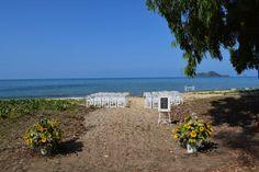 Ellis beach weddings-the perfect beach wedding venue in Cairns! Wedding Venues Beach, Beach Weddings, Wedding Locations, Cairns, Weddings At The Beach, Groom Beach Weddings