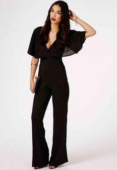 63b1e9638b8c bigcatters.com black dressy jumpsuits (07)  jumpsuitsrompers Black Jumpsuit  Outfit
