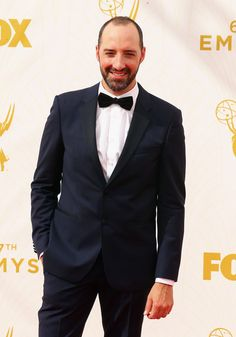 Actor Tony Hale attends the 67th Annual Primetime Emmy Awards at Microsoft Theater on September 20, 2015 in Los Angeles, California.