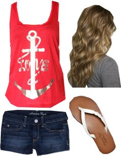 """cute!"" by em-kazmi ❤ liked on Polyvore"