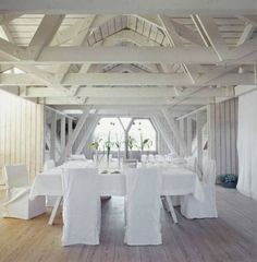 All White Rooms