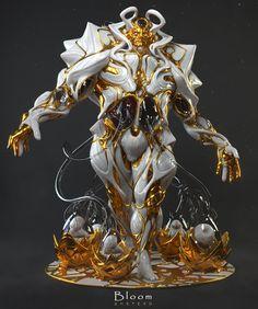 Fantasy Character Design, Character Design Inspiration, Character Concept, Character Art, Armor Concept, Concept Art, Aliens, Monster Girl Encyclopedia, Horror Monsters