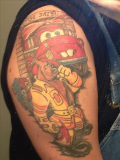 Tattoos on pinterest native american tattoos firefighter tattoos