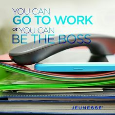 Don't you want to be your own boss? Work from home, make money online, be your own boss. You can do that now, don't miss out on this opportunity. Start working from home and make money online right now. Home Based Business, Online Business, Be The Boss, Work From Home Jobs, Optimism, Life Inspiration, Going To Work, Make Money Online, Opportunity