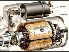 HOW IT WORKS: Car Transmission (720p) - YouTube Car Starter Motor, Volkswagen, Vw Lt, Truck Repair, Engine Repair, Automotive Engineering, Electrical Engineering, Automotive Industry, Car Fix