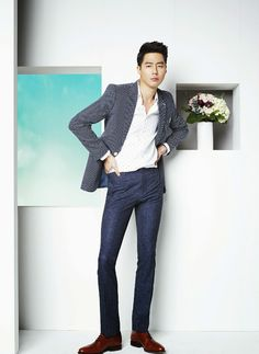 Jo In Sung / Parkland / S/S 2015