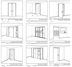 Window Types 2 | Architecture & Furniture | Pinterest | Window and ...