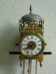 No. 702. Miniatuur lantaarnklokje - Schreurs klokken