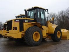 Caterpillar: 950G Front-End Loader