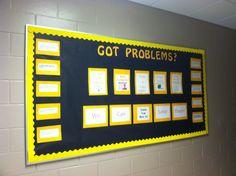 Math bulletin board- share with Dylana! Algebra Bulletin Boards, Classroom Bulletin Boards, Math Classroom, Classroom Displays, Classroom Ideas, Math Teacher, Teaching Math, Maths, Teaching Ideas