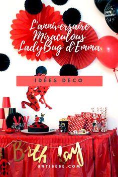 Miraculous Conception Miraculous conception may refer to: 6th Birthday Parties, 3rd Birthday, Miraculous Ladybug Party, Ideas Para Fiestas, Birthday Party Decorations, Children, 3 Years, Birthday Decorations