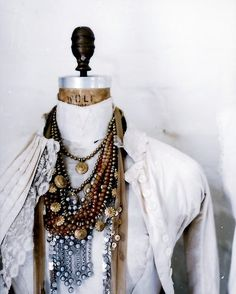Necklaces, Necklaces style