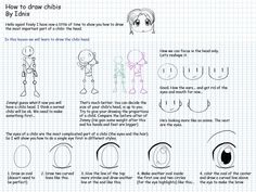 how to draw chibi part2a by ~idnis on deviantART