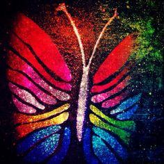 Sparkle Butterfly - SM