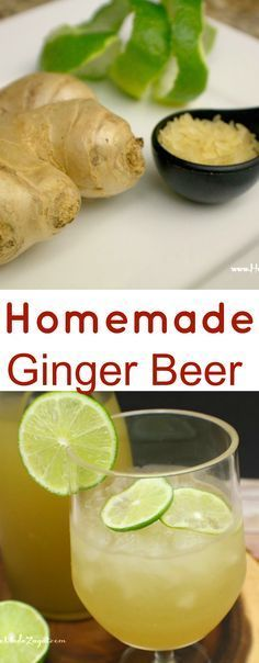 Recipe for Ginger Beer, a West Indian drink that is popular around Christmas time that uses ginger, sugar, rice and is fermented over night for the best flavor