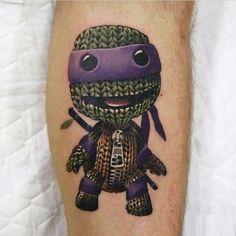 Tattoo by @tdantattoo