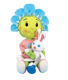 Fifi and the Flowertots Fifi Bedtime Lullaby and Cottonsocks Soft Toy Press Bedtime soft toy Fifis tummy to see her cheeks glow and hear Fifi sing a soothing bedtime lullaby! The flowers of her pyjamas even glow in the dark too! Comes with Fifis favourite Flowertot toy  http://www.comparestoreprices.co.uk/soft-toys/fifi-and-the-flowertots-fifi-bedtime-lullaby-and-cottonsocks-soft-toy.asp