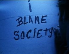 i blame society blue Neon Azul, The Blue Boy, Sayaka Miki, Bleu Pastel, Chloe Price, Everything Is Blue, Character Aesthetic, Picture Wall, Photo Wall