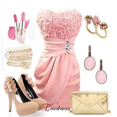 Fashion dresses and shoes 12