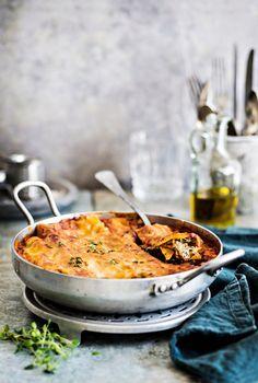 Pinaatti-tonnikalacannelonit | K-Ruoka #pasta