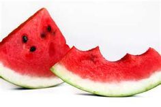 I could live on watermelon alone in the summer.