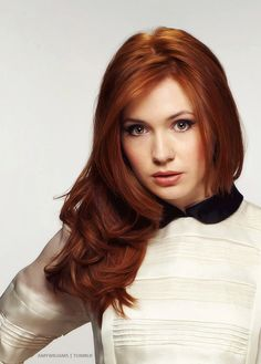 Beautiful Redhead Girl ➳❤ ⊱ℳℬ⊰ http://1.pinshopway.com/sexypins/wingding/
