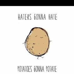 Potatoe patahto