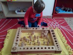 Aprendiendo con Montessori: La visión Montessori del Juego